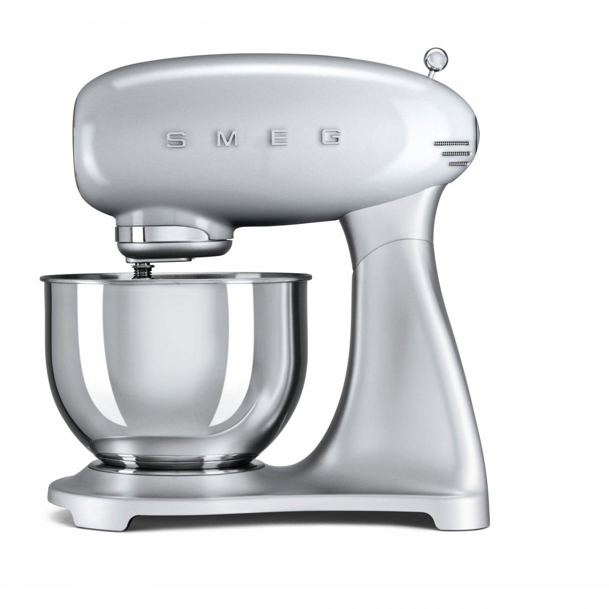 SMEG Küchenmaschine POLARSILBER METALLIC SMF01SVEU